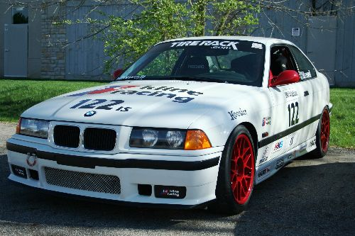 E36 M3 I-Sport Race Car - Have us build your BMW race car