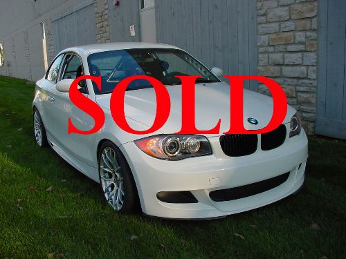 **SOLD**BMW 135i Race Car - ****SOLD****
