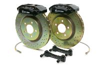 6003A | Brembo Brake Kit - BMW 87-91 M3 (E30) | 4 piston front calipers with 1 piece rotors:330x28
